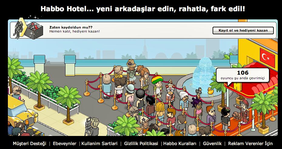 Sulake、若者向け2D仮想空間「Habbo Hotel」をトルコでもオープン