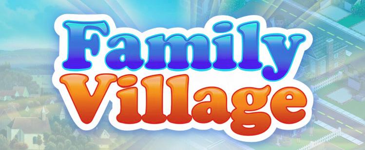 先祖の家系図を反映できるソーシャルゲーム「Family Village」1