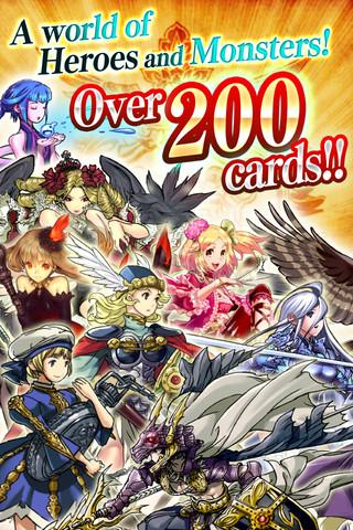シリコンスタジオのソーシャルゲーム「逆襲のファンタジカ」、グローバル版Mobageにて「FANTASICA」として提供開始!1