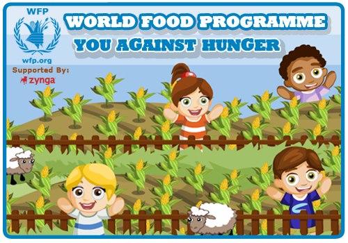 Zynga、ソーシャルゲーム「Café World」にて国連世界食糧計画とコラボ