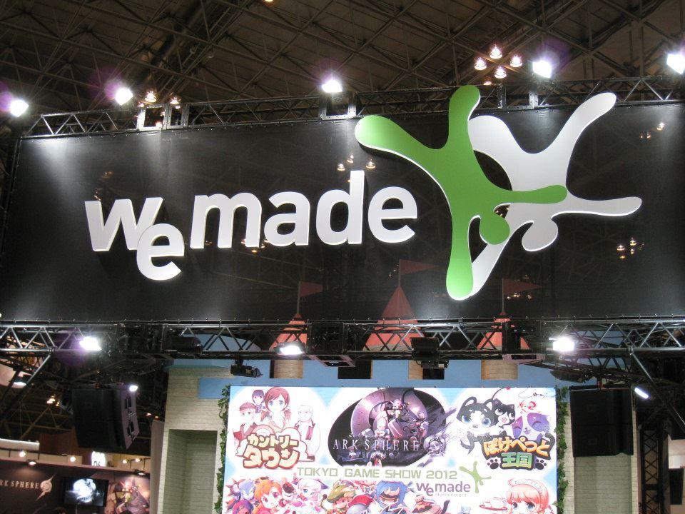 WeMade Online、NHN Japanと戦略的業務提携を行い「LINE」にてゲームアプリを提供
