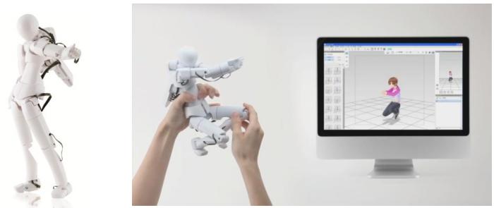 セルシスの人型入力デバイス「QUMARION」、経済産業省の「Innovative Technologies」事業に採択