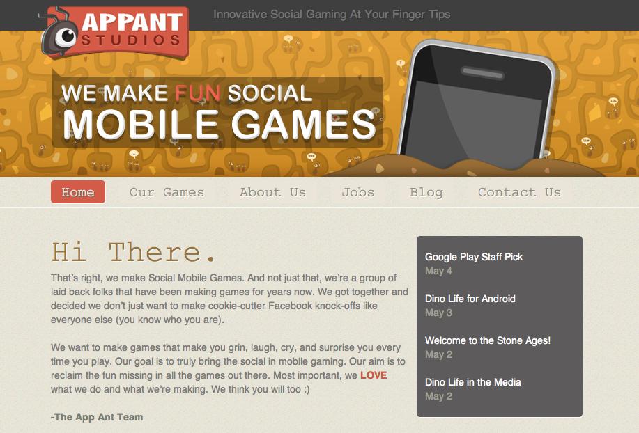 GREE、米モバイルゲームディベロッパーのApp Ant Studiosを買収