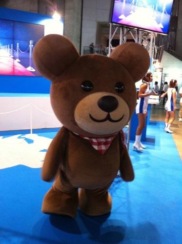 【TGS2012レポート】中の人などいない!東京ゲームショウ着ぐるみ写真館1