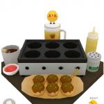 スマホ向けゲームアプリ「ぴよ盛り」、300万ダウンロードを突破!