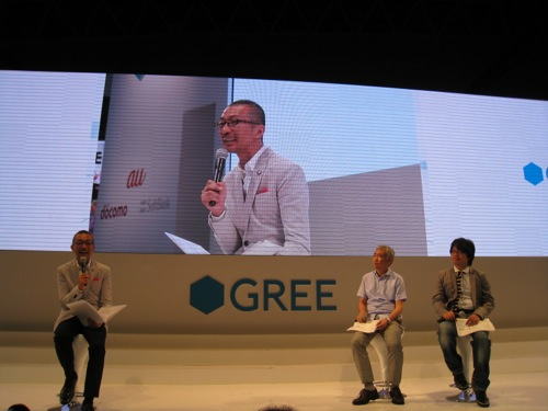 【TGS2012レポート】コンソール向けタイトル並みの美しさ---GREEのスマホ向け新タイトル「Project Fantasm:A」発表会1