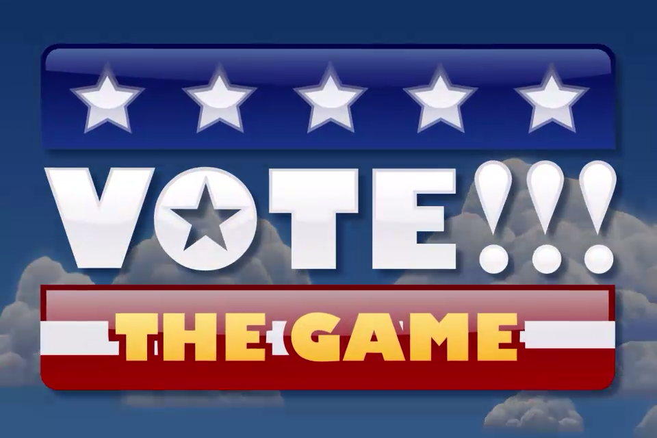 【やってみた】ディベートという名の殴り合い! オバマとロムニーがボコり合うiOS向けゲームアプリ「VOTE!!!」1