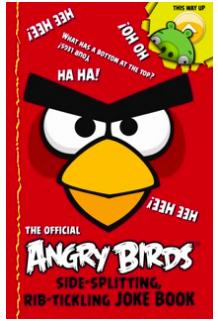 Rovio、Angry Birdsを題材にした児童書の出版のため英出版社Egmontと提携