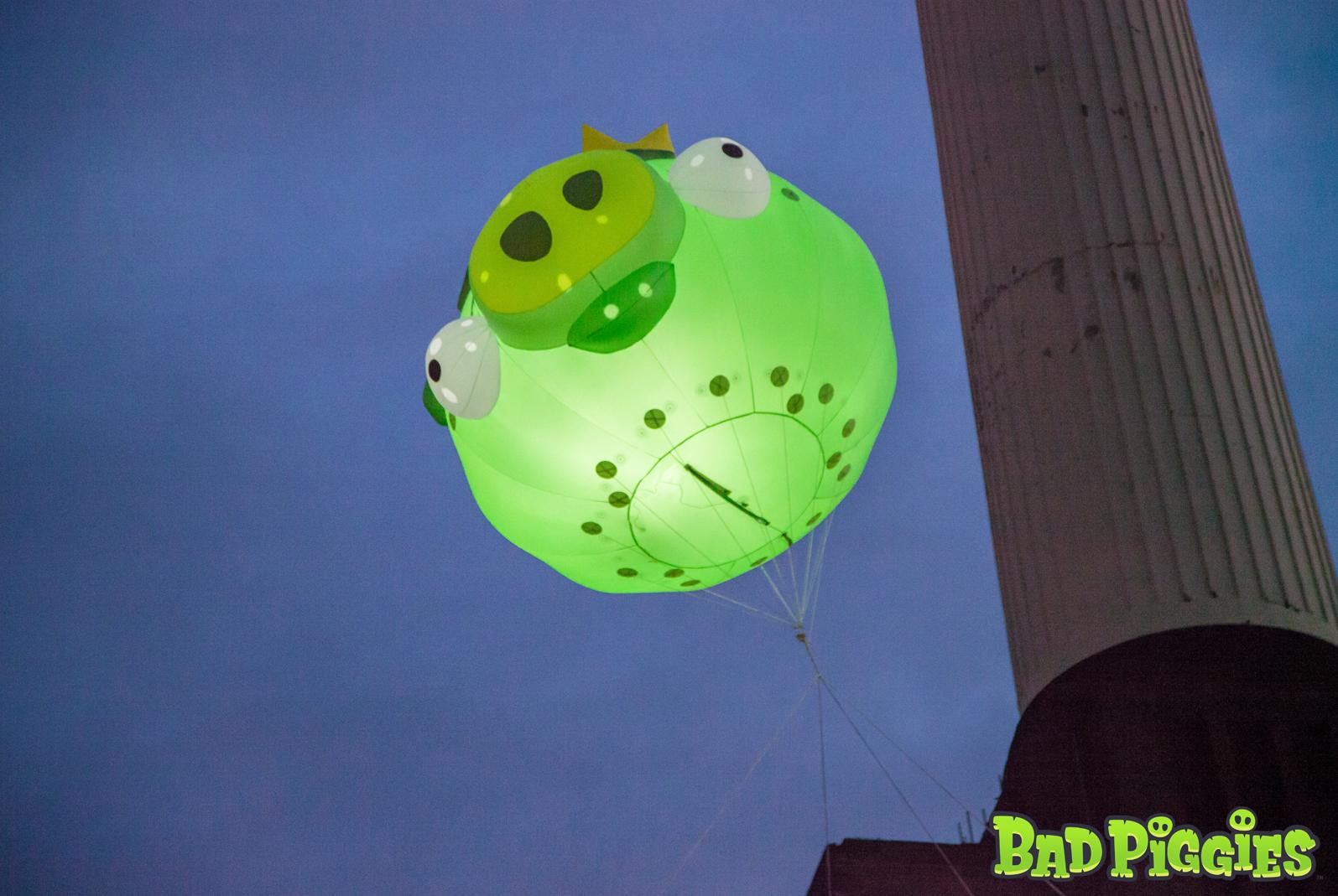 Rovioの新作「Bad Piggies」やはりヒット!リリースから3時間で米App Storeで首位