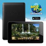 Big Fish Games、Android端末向けにもクラウド型ゲームストリーミングサービス「Big Fish Unlimited」の提供を開始