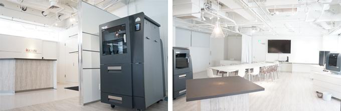 3Dプリンタがより身近な存在へ---デジタルものづくりカフェ「FabCafe」が3Dスタジオと連携し3Dスキャナー&3Dプリンタースタジオ「CUBE」をオープン