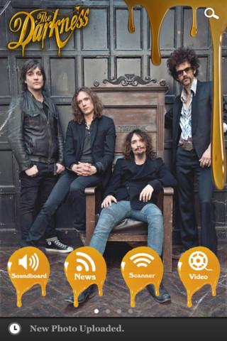英ハードロックバンドThe Darkness、スマホ向け公式ARアプリをリリース1