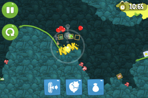 Rovio、「Angry Birds」の敵キャラの豚が主人公の最新タイトル「Bad Piggies」をリリース!1