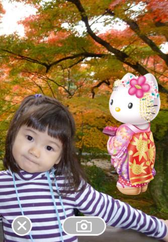 観光庁、ハローキティが観光案内をする外国人向けiOSアプリ「Visit Japan with HELLO KITTY」をリリース AR機能もあり1