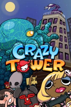 ガンホーのスマホ向けタワー育成ゲームアプリ「CrazyTower」、150万ダウンロードを突破1