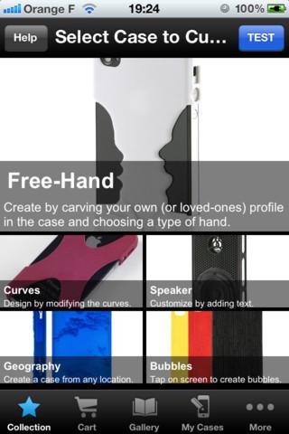 3DプリントでiPhone 5のオリジナルケースを作ろう! 仏3Dプリント企業がオリジナルケース製作アプリ「3DPCase」をリリース1