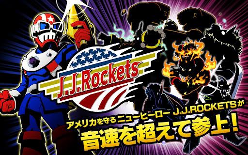 マーベラスAQL、Mobageにて稲船敬二氏プロデュースのスマホ向けソーシャルゲーム「J.J.ROCKETS」をリリース1