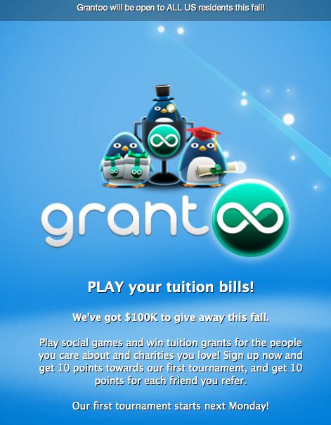 苦学生にも朗報? 学生支援ソーシャルゲームプラットフォーム「Grantoo」が170万ドル資金調達