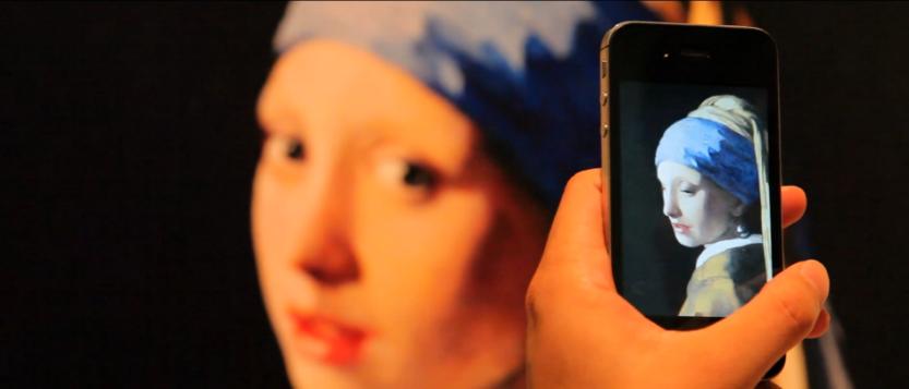 モナリザがウィンク! 絵画に命が吹き込まれる新感覚アートARアプリ「ARART」