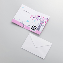 エレコム、10月下旬よりARグリーティングカードとARコードシールを発売1