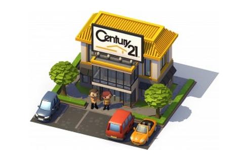 不動産のCentury 21、EAのソーシャルゲーム「SimCity Social」にてプロモーション