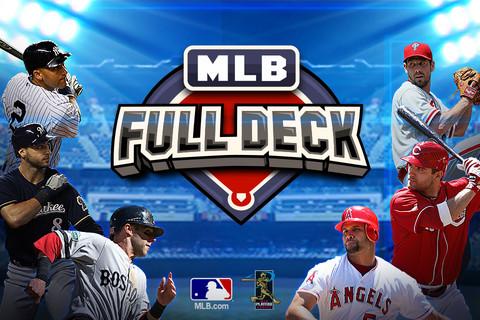 GREE International、初のスポーツ系ソーシャルゲーム「MLB: Full Deck」をリリース1