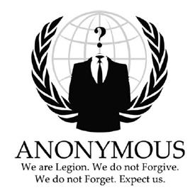 匿名ハッカー集団「アノニマス」、次の標的としてZyngaを指名