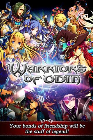gloops、ソーシャルゲーム「大連携!!オーディンバトル」の欧米版「Warriors of Odin」のiOS版も提供開始1
