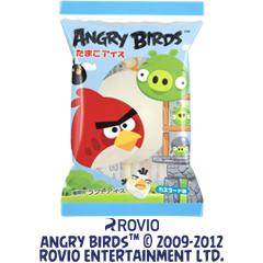 オハヨー乳業、11/19よりAngry Birdsのたまごアイスを発売!