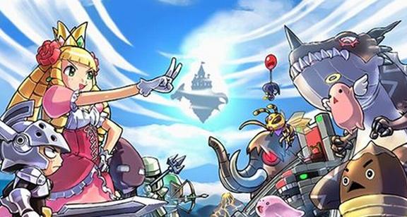 ガンホーのスマホ向けアクションパズルRPG「ケリ姫」シリーズ、累計700万ダウンロードを突破1