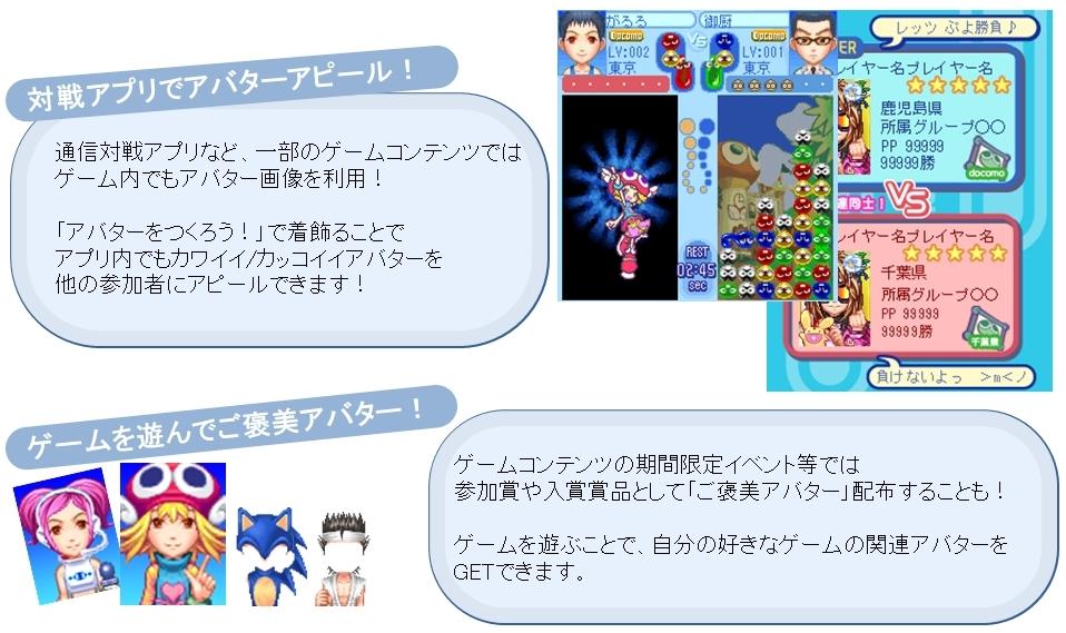 セガ、ゲームポータルサイト「★ぷよぷよ!セガ」にてアバター機能を実装