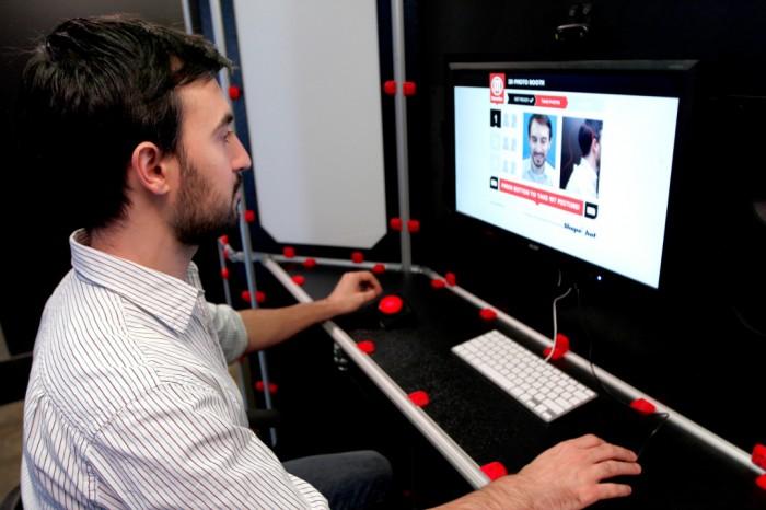 米3DプリンタメーカーのMakerBot、ニューヨークに実店舗をオープン 自分の顔を3Dプリンタで出力できるコーナーもあり1