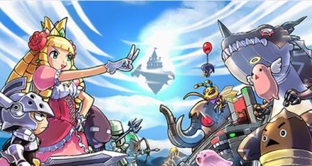 ガンホーのスマホ向けアクションパズルRPG「ケリ姫スイーツ」、700万ダウンロードを突破