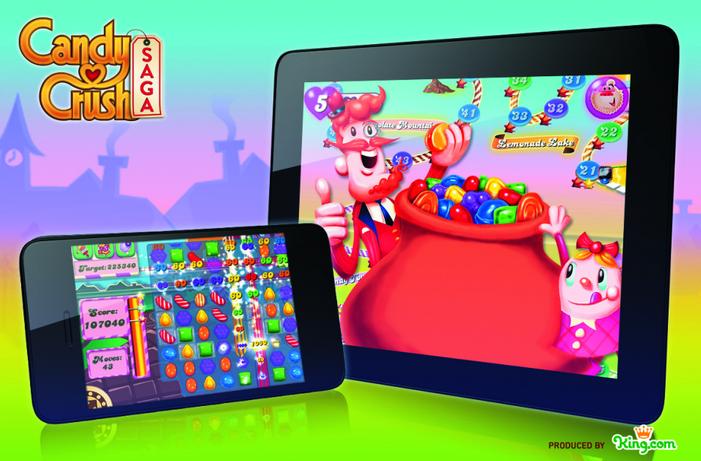 英ソーシャルゲームディベロッパーのKing.com、モバイル向けソーシャルゲームに注力