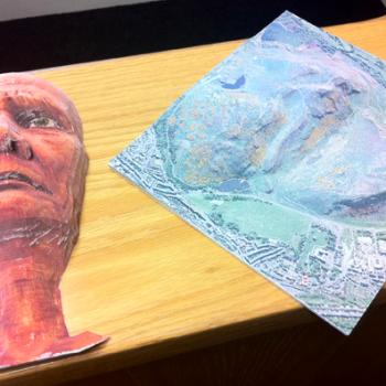 紙だけど3D? アイルランドのスタートアップがコピー紙を素材とした3Dプリンタを開発
