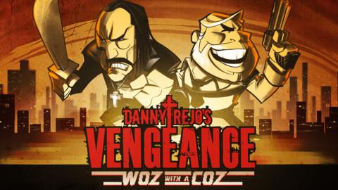 何だこれ? スティーブ・ウォズニアックとダニー・トレホが共闘するiOS向けゲーム「Vengeance: Woz With A Coz」1