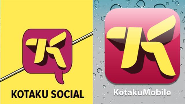 米ゲーム系ブログメディア「Kotaku」から「Kotaku Social」と「Kotaku Mobile」が登場