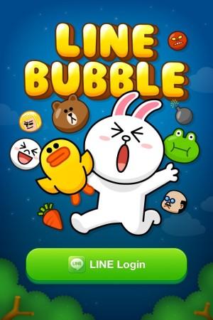 NHN Japan、LINE GAMEにて「LINE バブル」など新作カジュアルゲーム3タイトルをリリース1