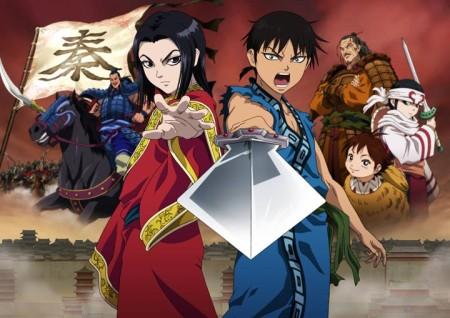 GREE、アニメ「キングダム」をソーシャルゲーム化! 本日より事前登録受付開始1