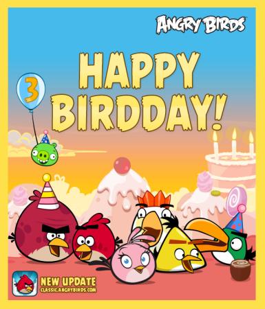 人気ゲームアプリ「Angry Birds」、2016年夏に映画化決定!
