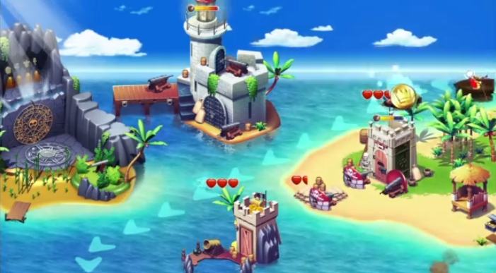 ゲームロフト、ドイツの人形玩具「Playmobil」のスマホ向けゲームアプリのティザートレイラーを公開