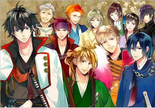 サイバードの恋愛ソーシャルゲーム「イケメン恋戦◆平清盛」、ユーザー数50万人突破!1