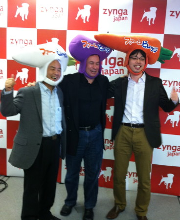 Zynga Japan、来年1/31を以て解散決定2