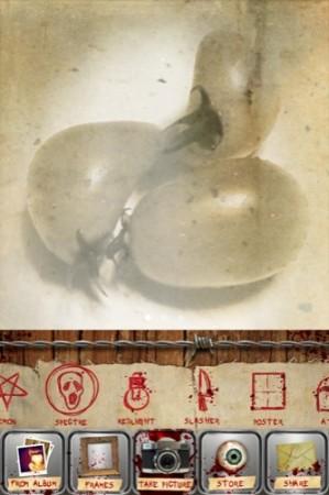 【やってみた】どんな写真もホラーテイストに加工できるカメラアプリ「Horror Cam」7