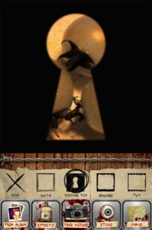 【やってみた】どんな写真もホラーテイストに加工できるカメラアプリ「Horror Cam」9