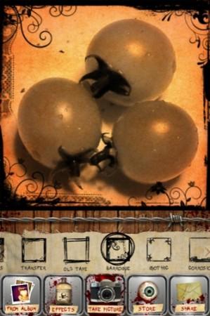 【やってみた】どんな写真もホラーテイストに加工できるカメラアプリ「Horror Cam」13