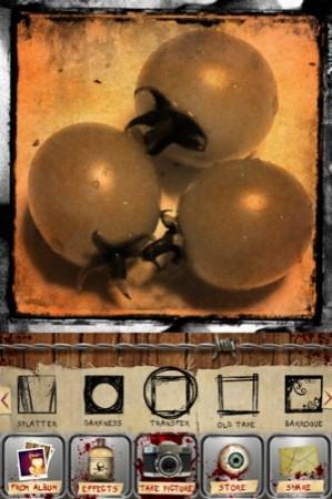 【やってみた】どんな写真もホラーテイストに加工できるカメラアプリ「Horror Cam」14