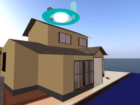 Second Lifeで空き家を活用するアイデアを集めよう! 仮想空間上のまちづくりプラットフォーム「virtual plat city」神明町ver.がオープン!3
