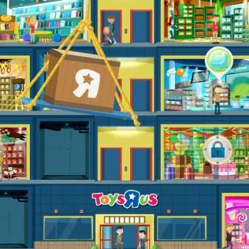 """ソーシャルゲームをプレイしてクーポン券もGET! FacebookにてUSトイザらス公認の店舗経営ゲーム「Toys""""R""""Us Towers」登場"""