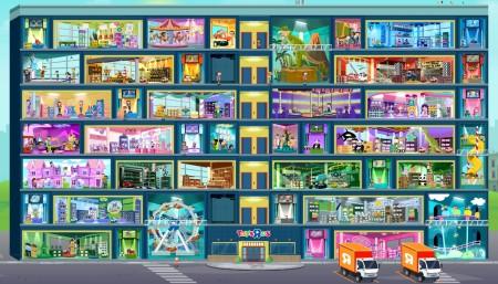 """ソーシャルゲームをプレイしてクーポン券もGET! Facebookにてトイザらス公認の店舗経営ゲーム「Toys""""R""""Us Towers」登場2"""